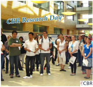 Second Annual CBR Research Day