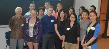 Third Annual CBR Student Research Day – Great Success!
