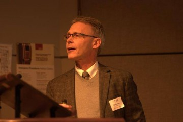 Dr. Pryzdial gave Plenary Abstract Presentation at CSTM