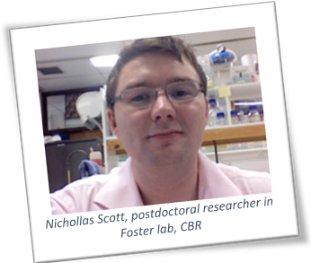 Nichollas Scott: profile of a CBR researcher