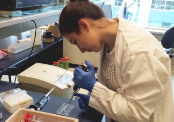 Interview with a High School Student: Experience in a CBR Lab