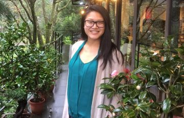 Deb Chen, PhD Candidate in Dr. Dana Devine's lab