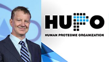Dr. Chris Overall wins 2017 HUPO Award