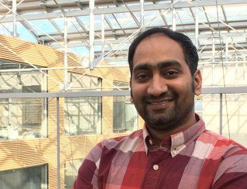Dr. Srinivas Abbina