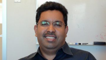 Dr. Jayachandran Kizhakkedathu Receives Faculty Research Award