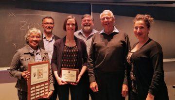 2018 Michael John Page Postdoctoral Fellow Award