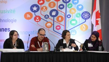Scientists Wanted: Influencing Science Policy at the Canadian Science Policy Conference