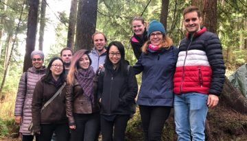 CBR Postdoc and Research Associate Retreat at Loon Lake