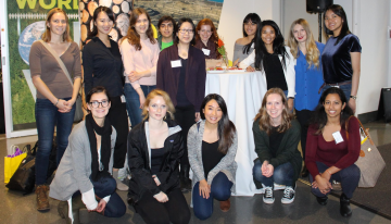 CBR-Genome BC Collaboration at Girls and STEAM Symposium and Showcase