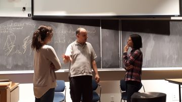 A Systems Approach to Conflict: a Workshop with Conflict Theatre