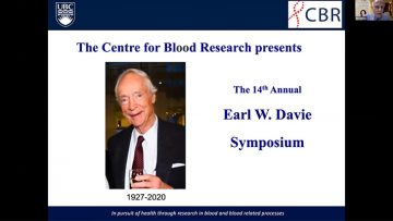 14th Annual Earl W. Davie Symposium – Nov 17, 2020