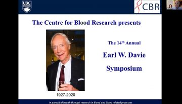 Honouring a Legacy: The 14th Earl W. Davie Symposium