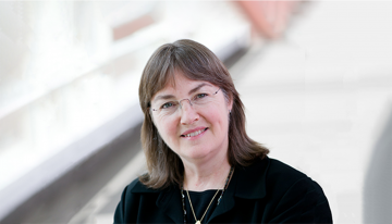 The CBR welcomes Dr. Dana Devine as Director