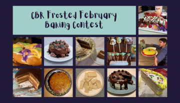 Announcing the winners of our CBR Frosted February Baking Contest!
