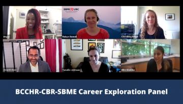 BCCHR-CBR-SBME Career Exploration Panel